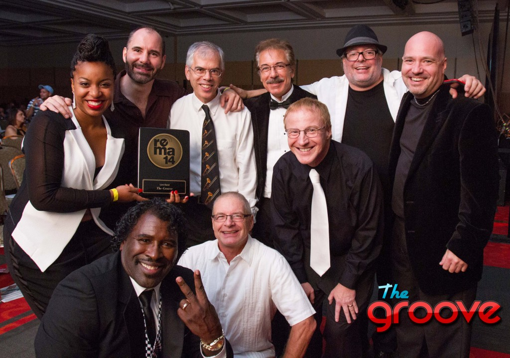 The Groove wins four more Rock Erie Music Awards in 2014!